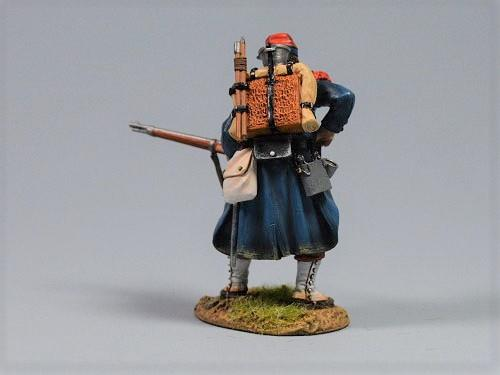 French soldier - Standing Loading