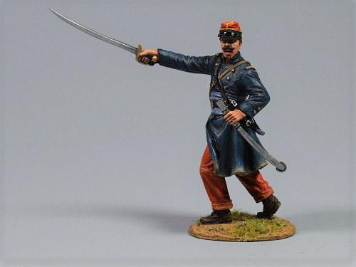 French Sous-lieutenant of Infantry