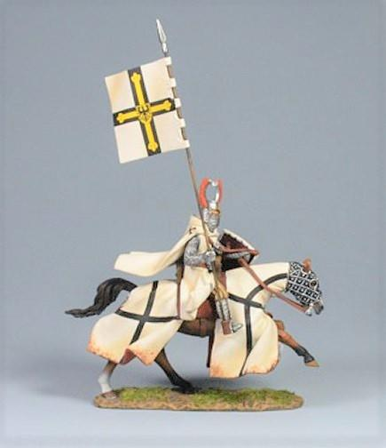 Teutonic Knight Flagbearer