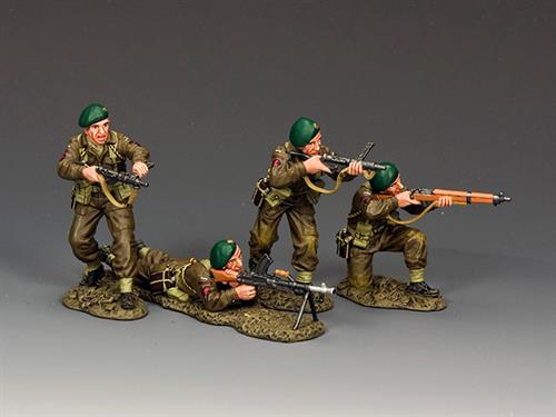 Free French Commandos Set #1