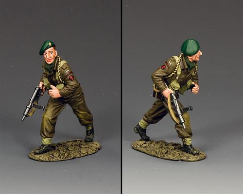 Free French Commandos Grenadier