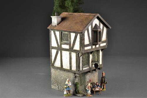 Medieval Merchant's House in three floors