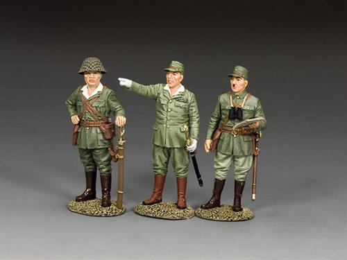 Japanese Command Group