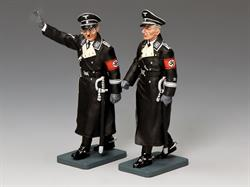 """Himmler & Heydrich... The Deadly Duo"" (black version)"