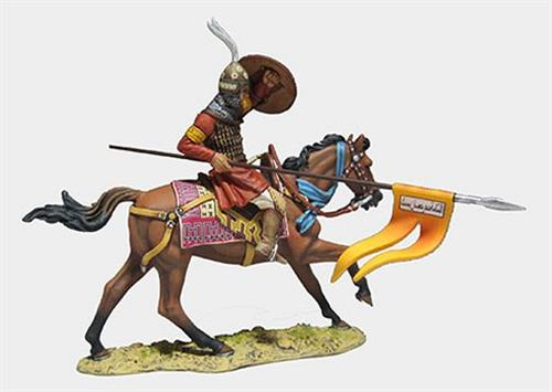 Mamluk Cavalry with Spear
