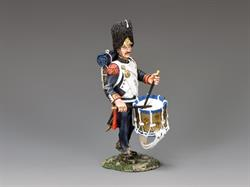 Old Guard, Tambour/Drummer