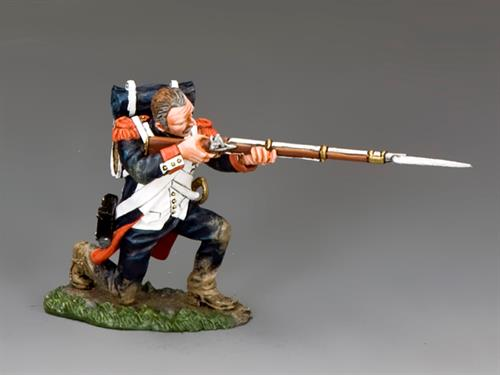 Old Guard Kneeling Firing (no Hat)