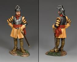 Dismounted Roundhead Officer