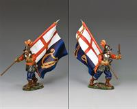 The Commonwealth Flag Bearer, English Civil War