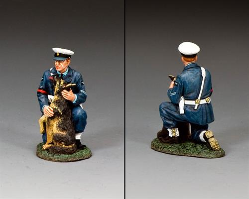 """RAF Police Dog Handler Set"""