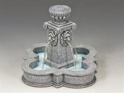Four Lions Town Fountain