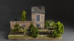French house - Diorama