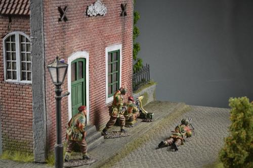 Dutch House - diorama