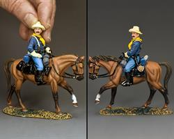 Mounted Trooper A