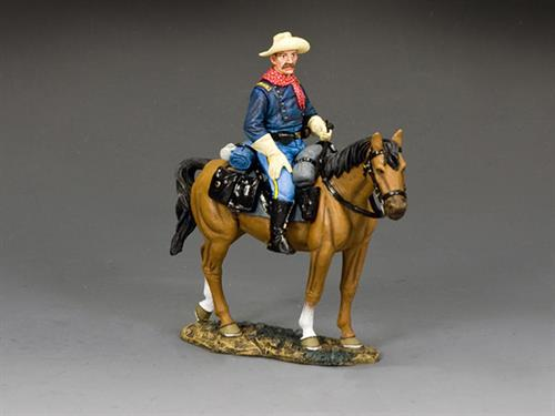 Trooper Cavalry Officer