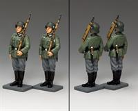 Standing at Attention (2 pcs. set)