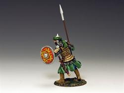 Advancing Saracen Spearman