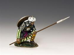 Kneeling Saracen Spearman