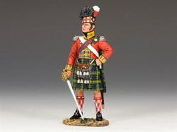 Gordon Highlanders Sergeant Major