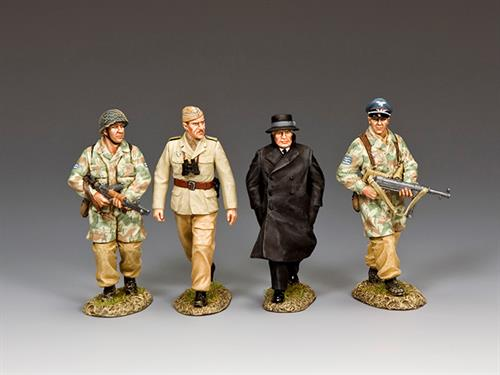 Mussolini's Rescue Set